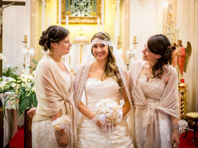 Il matrimonio di Christian e Elisa a Bertinoro, Forlì-Cesena 8