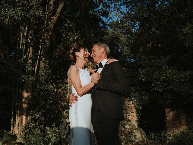 le nozze di Melania e Alessandro