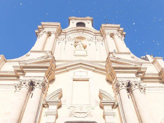 Il matrimonio di Vincenzo e Agata a Aci Sant'Antonio, Catania 4