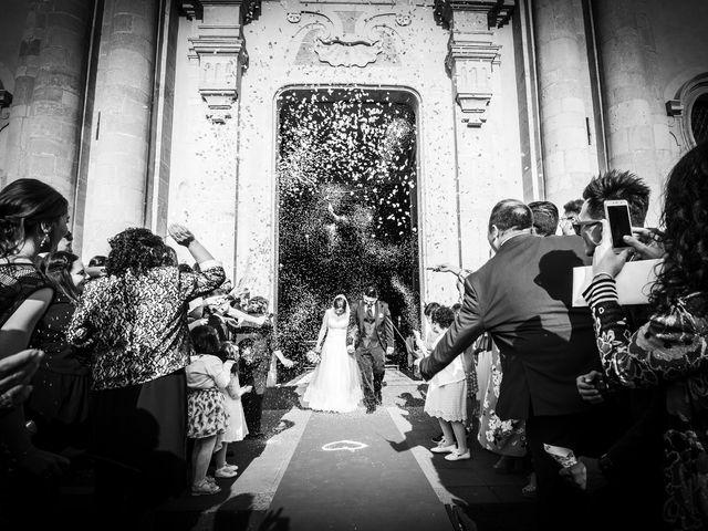 Il matrimonio di Vincenzo e Agata a Aci Sant'Antonio, Catania 7