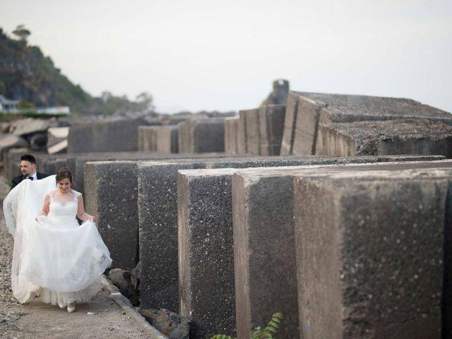 Il matrimonio di Vincenzo e Agata a Aci Sant'Antonio, Catania 12