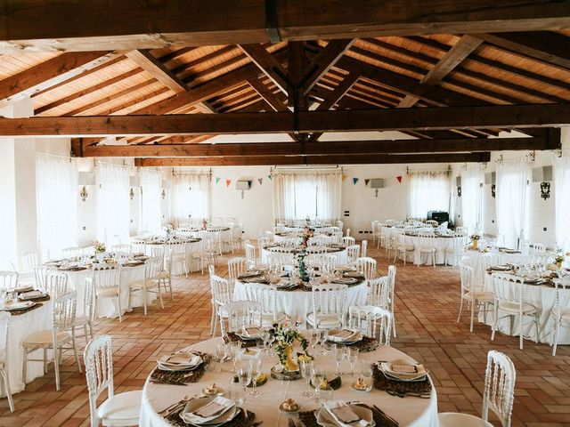 Il matrimonio di Davide e Elena a Quattro Castella, Reggio Emilia 21