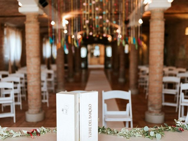 Il matrimonio di Davide e Elena a Quattro Castella, Reggio Emilia 40