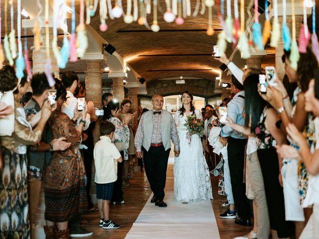 Il matrimonio di Davide e Elena a Quattro Castella, Reggio Emilia 44