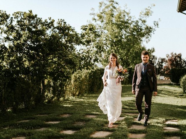 Il matrimonio di Davide e Elena a Quattro Castella, Reggio Emilia 58
