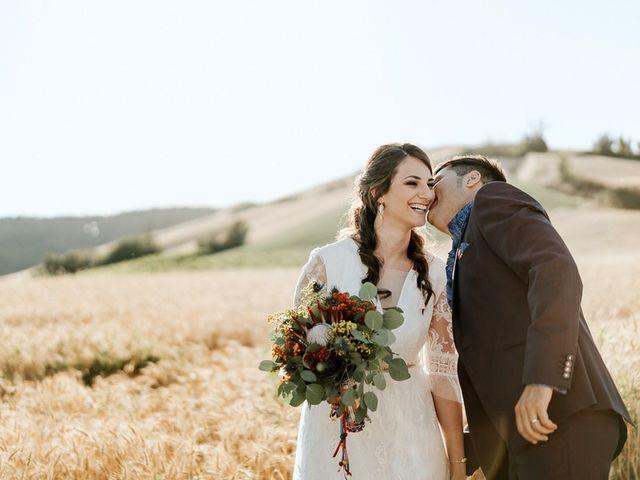 Il matrimonio di Davide e Elena a Quattro Castella, Reggio Emilia 70