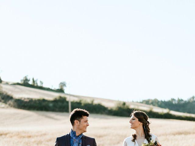 Il matrimonio di Davide e Elena a Quattro Castella, Reggio Emilia 85