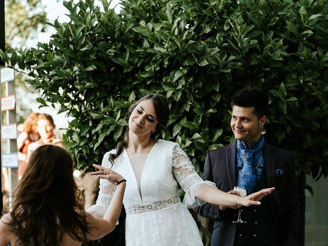 Il matrimonio di Davide e Elena a Quattro Castella, Reggio Emilia 90