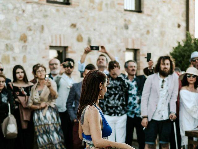 Il matrimonio di Davide e Elena a Quattro Castella, Reggio Emilia 92
