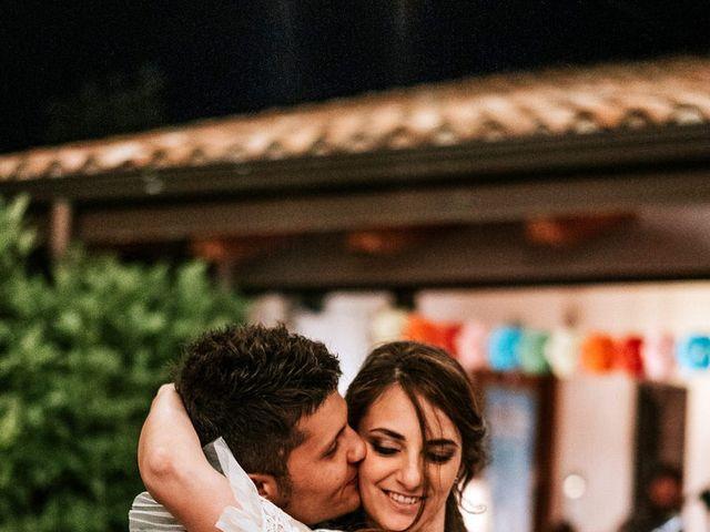 Il matrimonio di Davide e Elena a Quattro Castella, Reggio Emilia 112