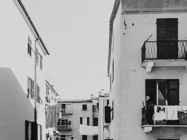 Il matrimonio di Pasquale e Valeria a Portovenere, La Spezia 3