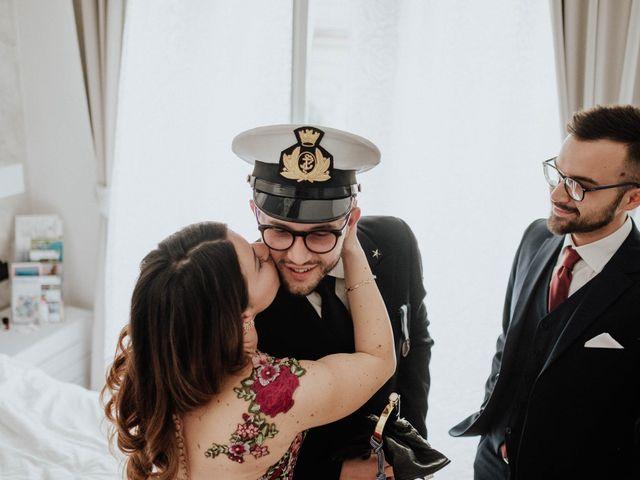 Il matrimonio di Pasquale e Valeria a Portovenere, La Spezia 12