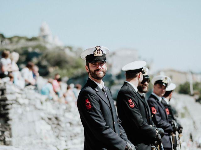 Il matrimonio di Pasquale e Valeria a Portovenere, La Spezia 17