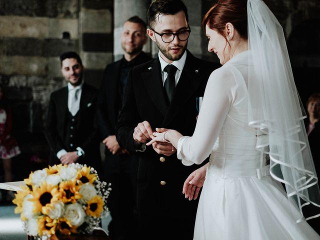 Il matrimonio di Pasquale e Valeria a Portovenere, La Spezia 18