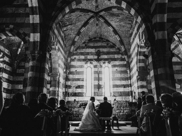 Il matrimonio di Pasquale e Valeria a Portovenere, La Spezia 21