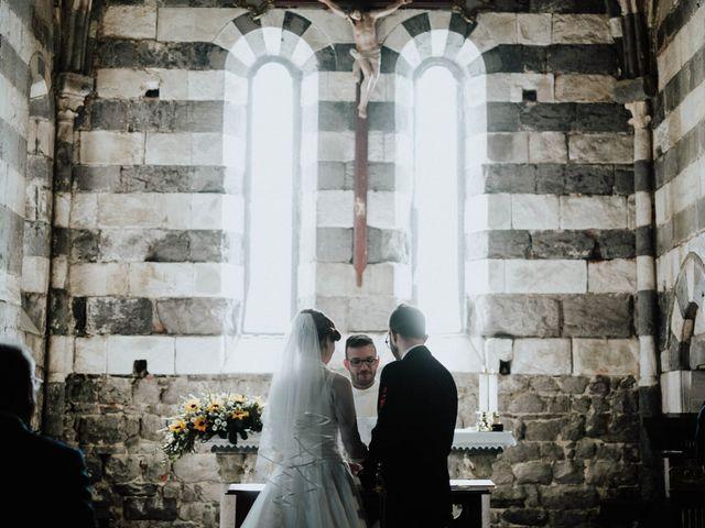 Il matrimonio di Pasquale e Valeria a Portovenere, La Spezia 23