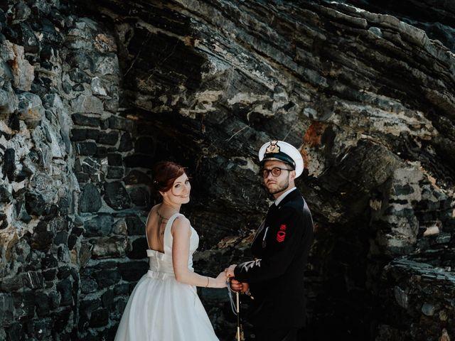 Il matrimonio di Pasquale e Valeria a Portovenere, La Spezia 26