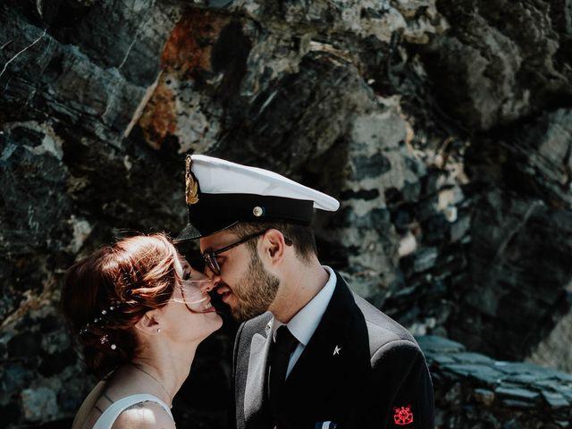 Il matrimonio di Pasquale e Valeria a Portovenere, La Spezia 28