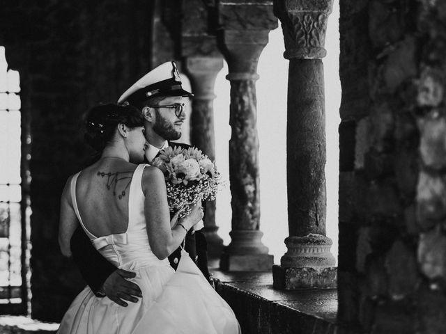 Il matrimonio di Pasquale e Valeria a Portovenere, La Spezia 29