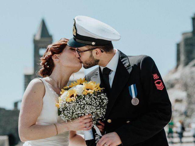 Il matrimonio di Pasquale e Valeria a Portovenere, La Spezia 30