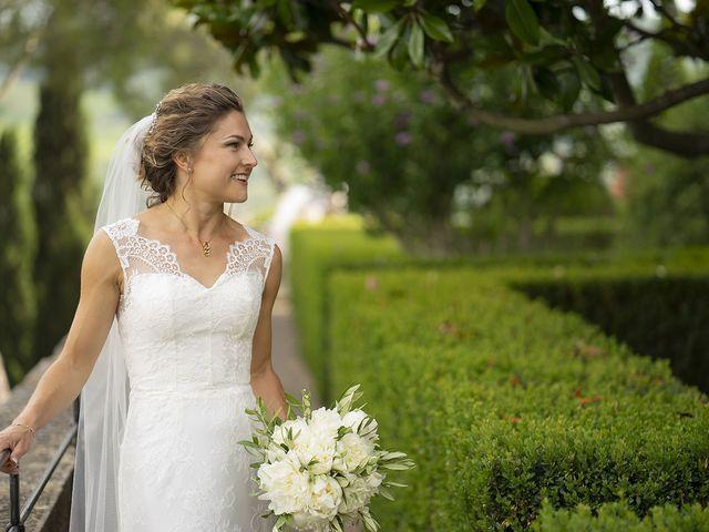 Il matrimonio di Matt e Sarah a Greve in Chianti, Firenze 28