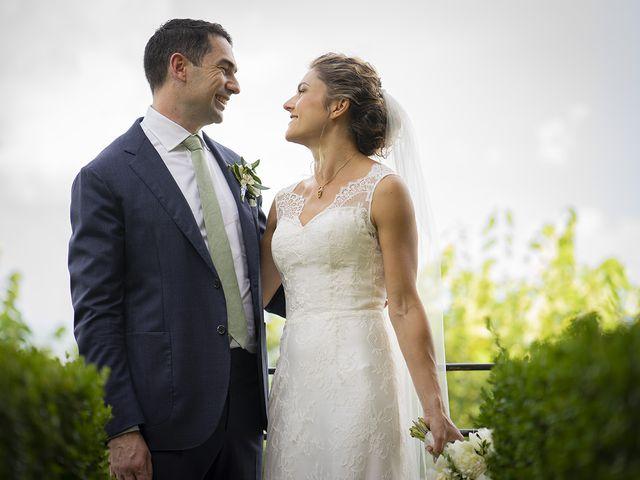 Il matrimonio di Matt e Sarah a Greve in Chianti, Firenze 29