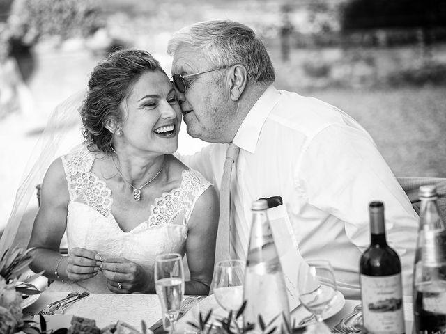 Il matrimonio di Matt e Sarah a Greve in Chianti, Firenze 36