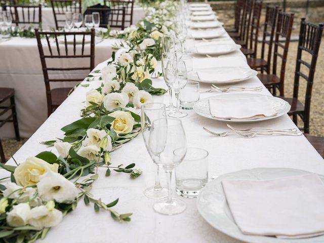 Il matrimonio di Matt e Sarah a Greve in Chianti, Firenze 39