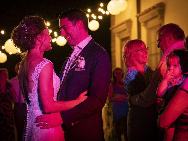 Il matrimonio di Matt e Sarah a Greve in Chianti, Firenze 41