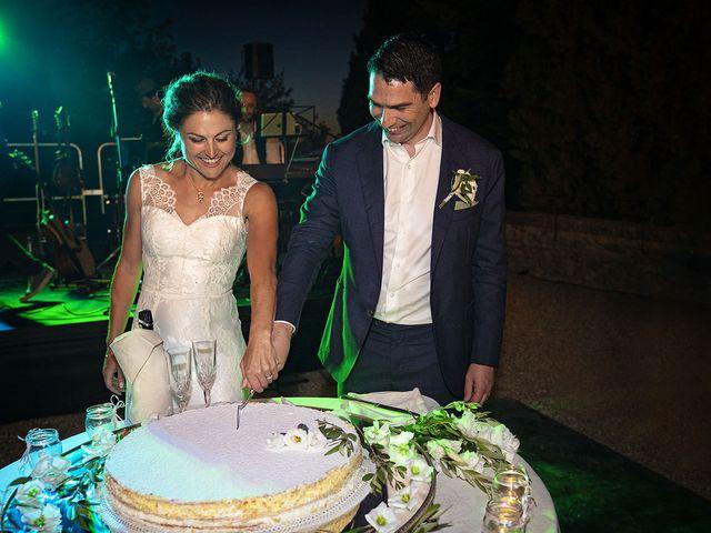 Il matrimonio di Matt e Sarah a Greve in Chianti, Firenze 44