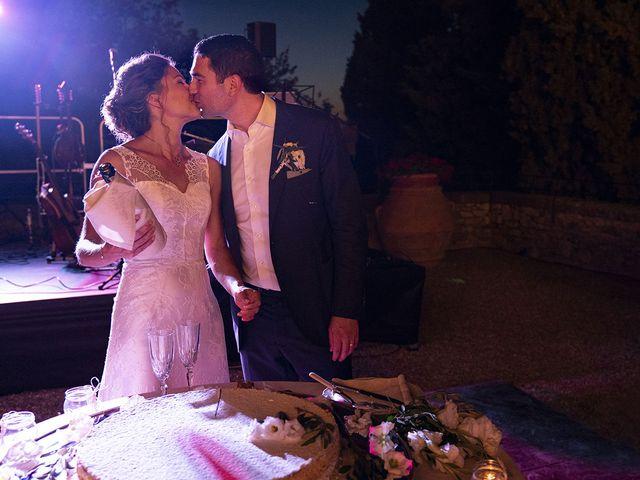 Il matrimonio di Matt e Sarah a Greve in Chianti, Firenze 45
