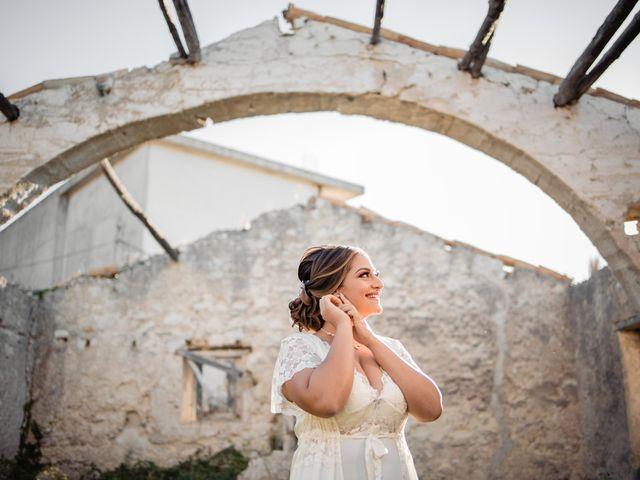 Il matrimonio di Federica e Saverio a Ardore, Reggio Calabria 10