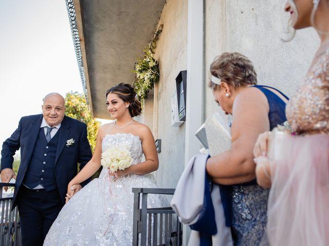 Il matrimonio di Federica e Saverio a Ardore, Reggio Calabria 23