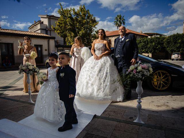 Il matrimonio di Federica e Saverio a Ardore, Reggio Calabria 25