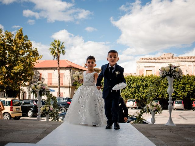 Il matrimonio di Federica e Saverio a Ardore, Reggio Calabria 26