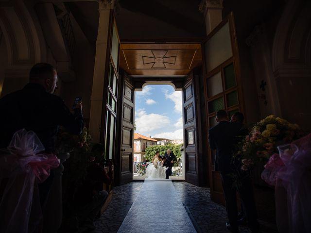 Il matrimonio di Federica e Saverio a Ardore, Reggio Calabria 27