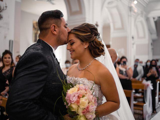 Il matrimonio di Federica e Saverio a Ardore, Reggio Calabria 28