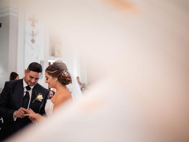 Il matrimonio di Federica e Saverio a Ardore, Reggio Calabria 29