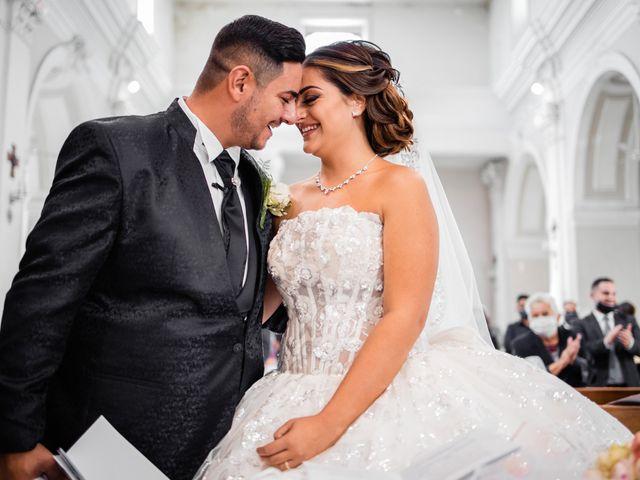 Il matrimonio di Federica e Saverio a Ardore, Reggio Calabria 30