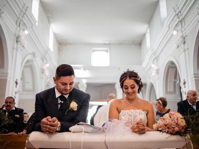 Il matrimonio di Federica e Saverio a Ardore, Reggio Calabria 31