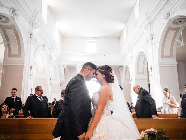 Il matrimonio di Federica e Saverio a Ardore, Reggio Calabria 32