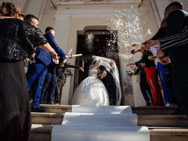 Il matrimonio di Federica e Saverio a Ardore, Reggio Calabria 33
