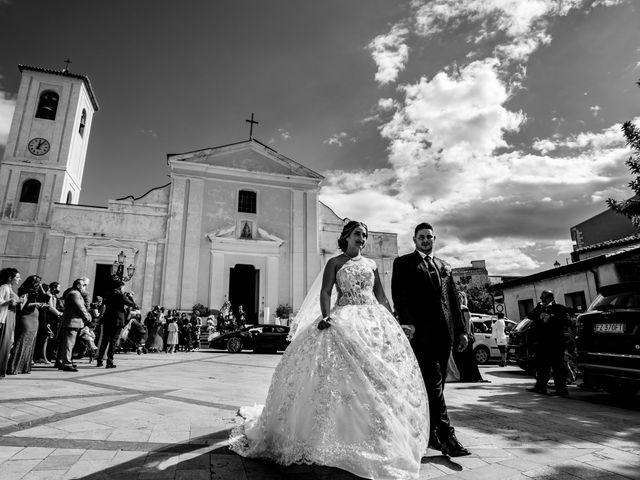 Il matrimonio di Federica e Saverio a Ardore, Reggio Calabria 34