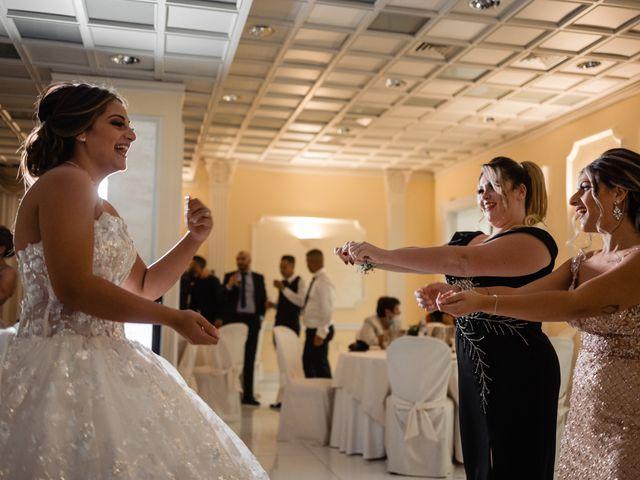 Il matrimonio di Federica e Saverio a Ardore, Reggio Calabria 40