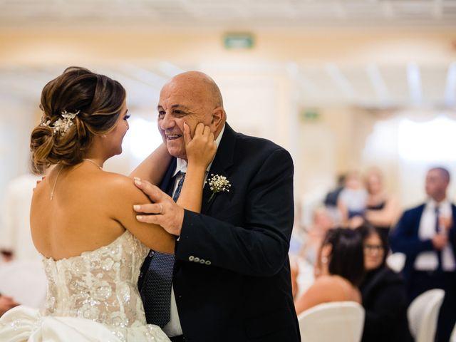Il matrimonio di Federica e Saverio a Ardore, Reggio Calabria 41