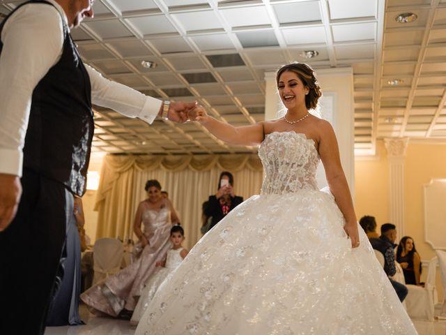 Il matrimonio di Federica e Saverio a Ardore, Reggio Calabria 43