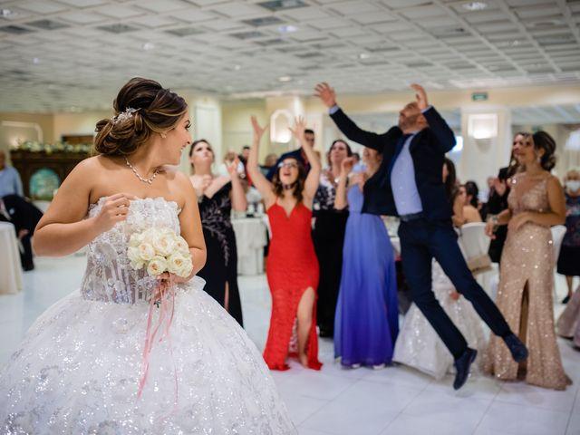 Il matrimonio di Federica e Saverio a Ardore, Reggio Calabria 46