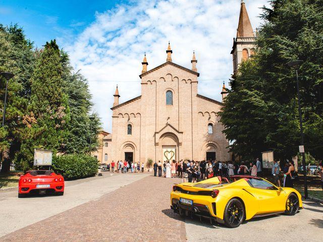 Il matrimonio di Davide e Elisa a Maranello, Modena 10
