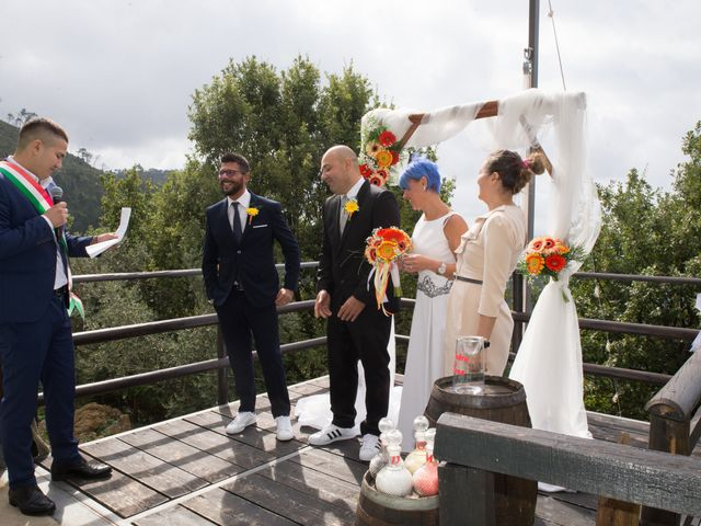 Il matrimonio di Sandro e Diana a Genova, Genova 50