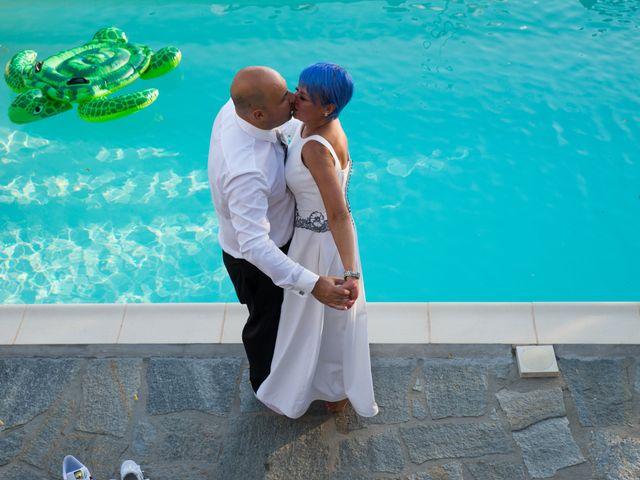 Le nozze di Diana e Sandro
